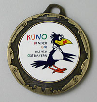 Medaille der Abensberg Siedlervereinigung (Rücken)