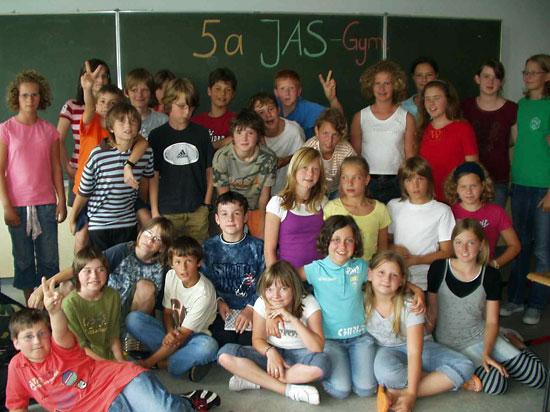 5A des Johann-Andreas-Schmeller-Gymnasiums