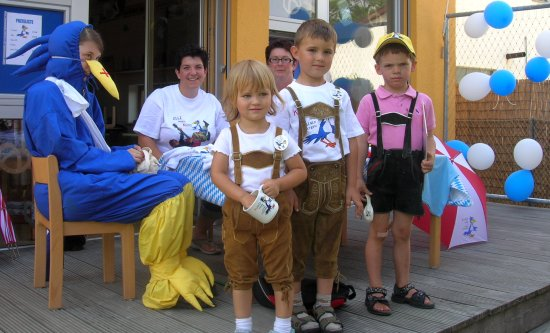Kindergartenfest, SÜ