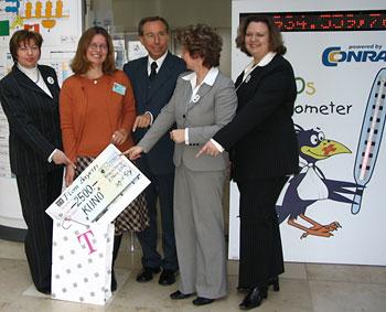 SÜ, T-Com Diversity Team